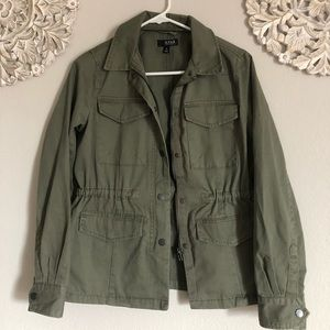 A.n.a A New Approach Utility Jacket Green Size S